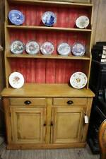 Pine Edwardian Antique Cabinets & Cupboards