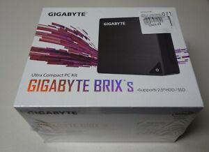 Gigabyte Brix Mini PC Intel i5-8250U 3.4GHz CPU HDMI Gigabit LAN GB-BRi5H-8250