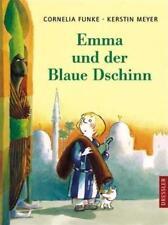 Emma und der Blaue Dschinn (gebunden) -Cornelia Funke/ Kerstin Meyer