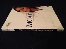 The Princeton Review Hyperlearning MCAT Verbal Workbook