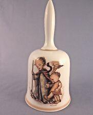 Hummel Christmas Bell 1974 Schmid Bro Sister Berta Guardian Angel Porcelain