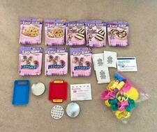 Hasbro Easy Bake Oven LARGE LOT of MIXES, PANS, UTENSILS, ACCESSORIES