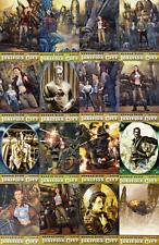 Ignition City #1-5 (2009) Limited Series Avatar Press Comics - 16 Comics