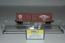 Z Scale Mtl 50600100 Seaboard 50' Double Door Boxcar 10198 C8986