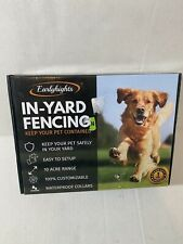 New listing Earlyhights In-Yard Fencing Keep Your Pet Contained (Open Box)