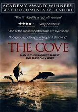 BRAND NEW DVD // HOtDOCS // The Cove // MISTREATMENT OF DOLPHINS IS EXAMINED