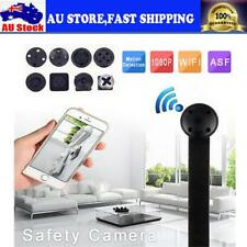 Mini WIFI 1080P HD Security SPY Hidden IP Camera Wireless DV DVR NVR Nanny Cam