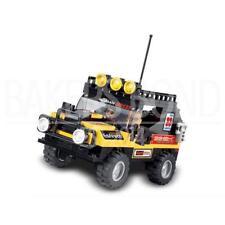 Sluban Cross-Country Off Road Buggy Jeep Car Building Bricks Set (172 Pieces)