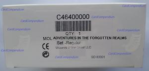 MtG D&D: ADVENTURES IN THE FORGOTTEN REALMS AFR Full Set Factory Sealed  Presale