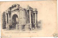 Algerien - CPA - Tebessa - -bogen Triumph- Quadrifons De Caracalla