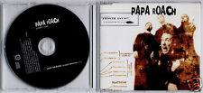 PAPA ROACH Last Resort 2000 UK 1-track promo CD - clean