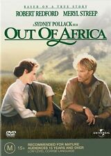 Out Of Africa : NEW DVD