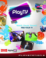 PlayTV Play TV with turner PS3 GAME PAL *VGWC!* + Warranty!