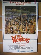 A3426 Los amos de la noche (The Warriors) Michael Beck, David Harris, James Rema