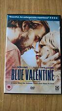 ORIGINAL R2 DVD - BLUE VALENTINE - MINT CONDITION