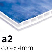 Correx Sign Boards | 4mm A2 | Printed UV Full Colour