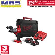 MILWAUKEE M18FPD2-502X FUEL PERCUSSION DRILL KIT - 4933464265