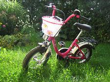 Kinderfahrrad Fahrrad 12 zoll Mädchen pink Top Zustand