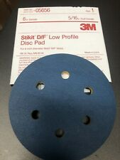 3M 05656 Low Profile Disc Pad 6 Inch 5/16 Stikit