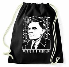 Alan Turing Enigma Turnbeutel Sportbeutel Jutebeutel Rucksack Informatik Mathe