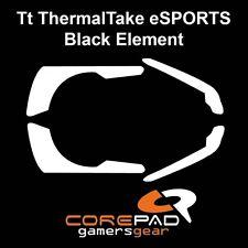 Corepad Skatez Mausfüße Tt ThermalTake eSPORTS Black Element