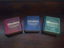 The Lord of the Rings - The Complete Recordings trilogia | come nuovi!