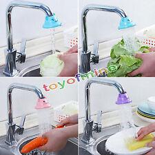 Limpiador de ducha Cocina filtro Cabeza de dibujos animados de agua del grifo