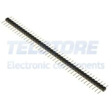 1pcs  Strip line maschio PIN 40 dritto 2mm THT 1x40