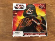Two star wars puzzle - 250+ total pieces - Darth Vader 3D and Clone Wars