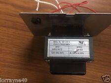 GM-1250-H 120V 60hz 60VA AC>12V 4.2A 50W Magnetic Transformer With J-Box Plate