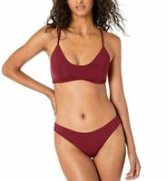Speedo Women's Onepiece Swimsuit Bikini Set - Fast Turnz Around Size Large
