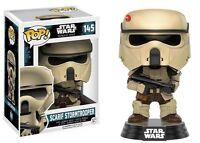 Scarif Stormtrooper Star Wars Rogue One Pop! FUNKO NIB Vinyl Figure NIP 145