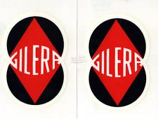 DECALCOMANIA GILERA SERBATOIO - DECALQUE TRASFERT GILERA - TRASFER GILERA
