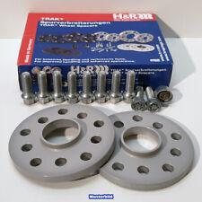 H&R ABE Spurverbreiterung DR 24=2x12mm für Audi A4 A5 A6 A7 nur VA! Spurplatten