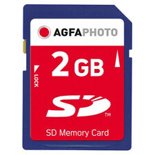 kQ AgfaPhoto SD 2 GB Secure Digital Speicherkarte Memory Card