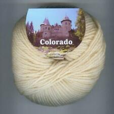 50g COLORADO BC GARN 100% Schurwolle superwash Merino Strickwolle Wolle Fb. 11