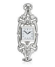 Gucci Signoria Quartz Silver Bracelet YA116301 Mother of Pearl Women's Watch