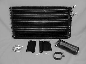 68 Chevy Camaro AC Condenser 3925731 AC1450 1968 Mounting Exp Valve Drier w/brkt