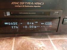 SONY Minidisc Uk Limited MDS-JB 940