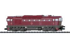 Minitrix N 16731 Universal locomotiva T 478.3189 della CSD DIGITAL + Sound NUOVO OVP
