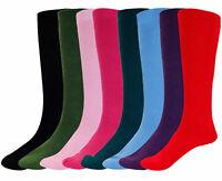 Ladies Plain Welly Wellie Liners Sock Wellington Boot Thermal Socks Womens 4-7