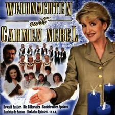 Weihnachten mit Carmen Nebel Nockalm Quintett, Petra Frey, Paldauer, Wind.. [CD]