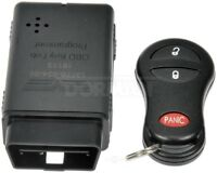 Remote Transmitter For Keyless Entry And Alarm System Dorman 13778