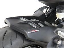 KAWASAKI NINJA 400 / Z400 18-19 Matt Black-Silver Mesh Hugger - Powerbronze