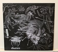 DARKTHRONE Goatlord VINYL LP Sealed Alternate Cover Art