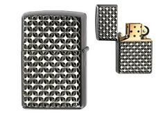 "ZIPPO ""ENGINE TURNED STAR"" LIGHTER / 60001261 ** NEW in BOX **"