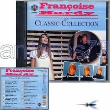 """FRANCOISE HARDY """"CLASSIC COLLECTION"""" RARE CD ITALY EUROVISION"""