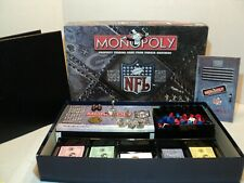Monopoly limited 1999 grid iron NFL game complete