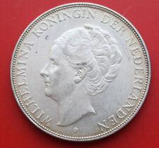 Netherlands-Niederlande: 2 1/2 Gulden 1932 Silber, KM# 165,VZ-XF,#F2389, TOP!!