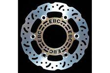 Ajuste HONDA CRE 80 98 > 250mm/280mm kit de disco delantero EBC de gran tamaño